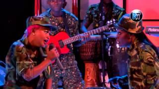 Nana Ama Mcbrown and Akosua perform One Love at Akosua Agyapong at 25 concert