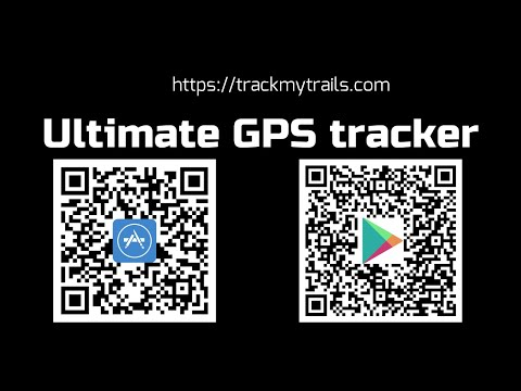Track My Trails - a free Utlimate GPS tracker
