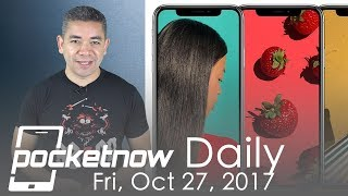 iPhone X pre order mess, Google Pixel 2 XL display response & more   Pocketnow Daily