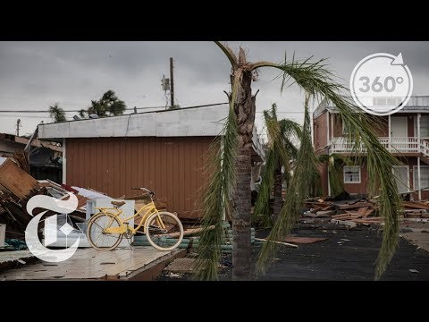 Experience the Damage of Hurricane Harvey in 360