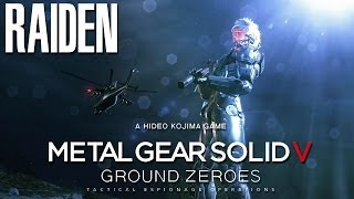 MISSÃO SECRETA COM O RAIDEN! - Jamais Vu - Metal Gear Solid V: Ground Zeroes