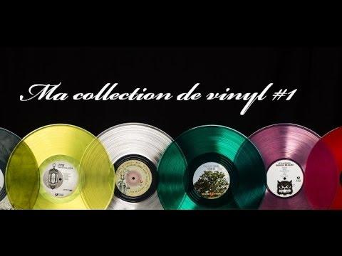 collection vinyle -  épisode 1 : les vinyle de musique et BO de film