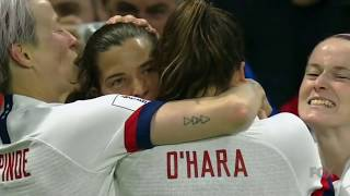 USA Champions: The Story of the 2019 Women's World Cup