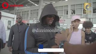 BIG SHAQ Atua Bongo, Agusia kufanya kolabo na Khaligraph Jones