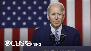 Biden says he'd shut down country to fight coronavirus if recommended