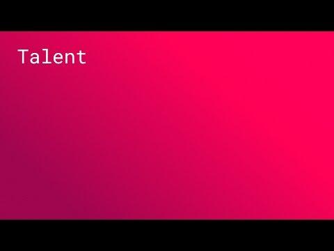KEYNOTE: Talent (SPAN NYC 2015)
