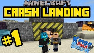 Crash Landing - Evo Nas OPET !!! - Part 1.- w/BloodMaster