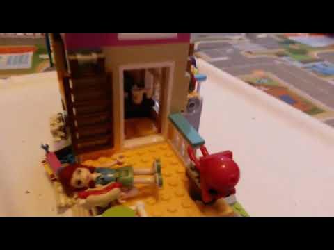 Lego Friends Casa Dellamicizia Youtube