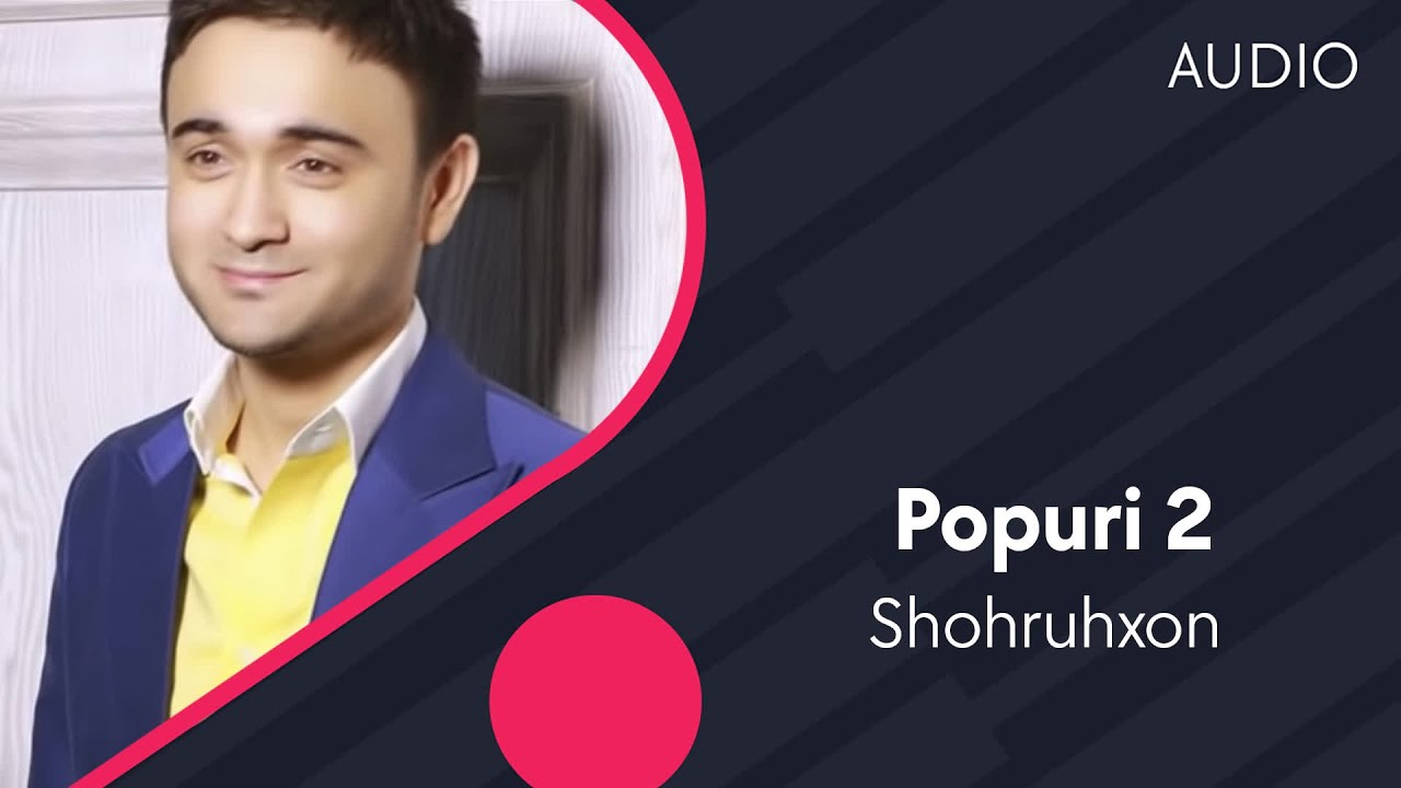 Shohruhxon - Popuri 2 | Шохруххон - Попури 2 (music version) #UydaQoling