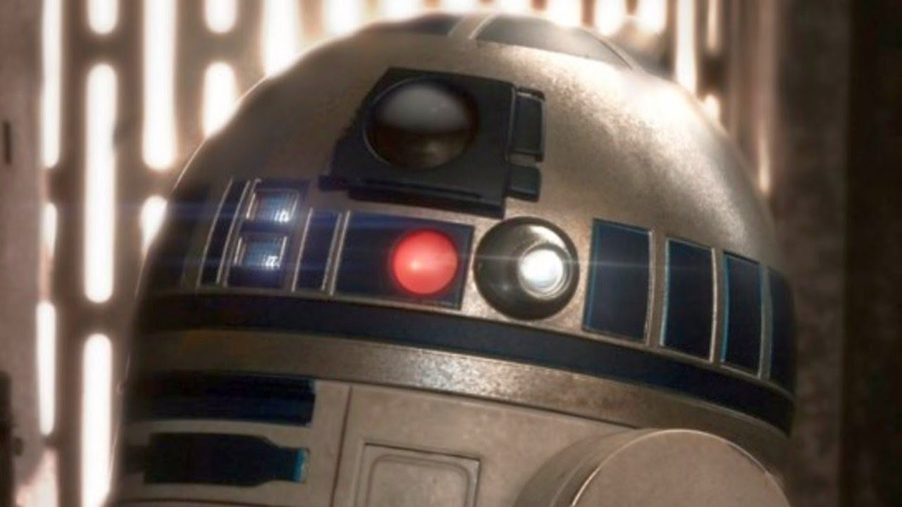 Download Every Time R2-D2 Saves the Day
