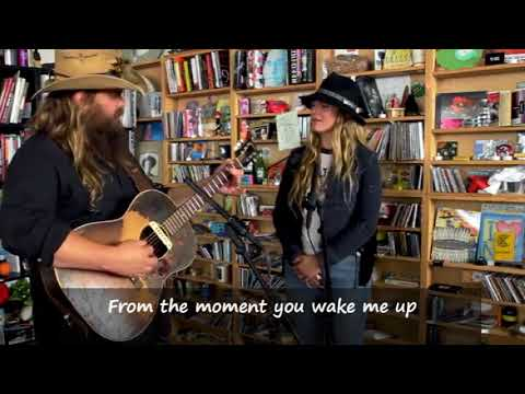 Chris & Morgane Stapleton - More of you with lyrics