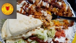 The Halal Guys  Chicken Over Rice   - Taste of D Town