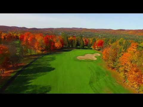 Club de golf Le Balmoral - Trou #2