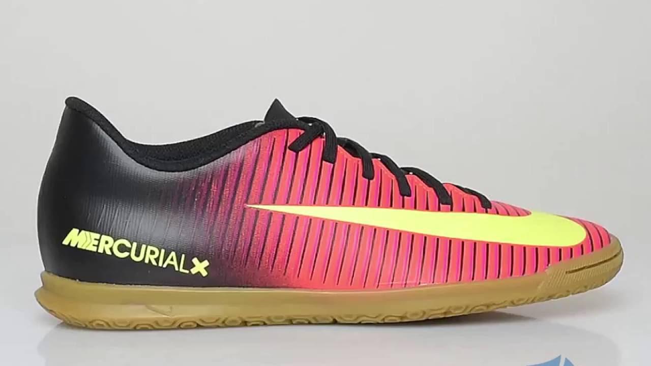 Chuteira Nike Mercurial Vapor Superfly Ii  Nike Mercurial Vortex III IC Men  - Sportizmo ... b96b885141475