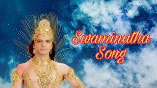 Swaminatha Song From Vighnaharta Ganesh || Kartikeya Song From Vighnaharta Ganesh | ft- Basant Bhatt