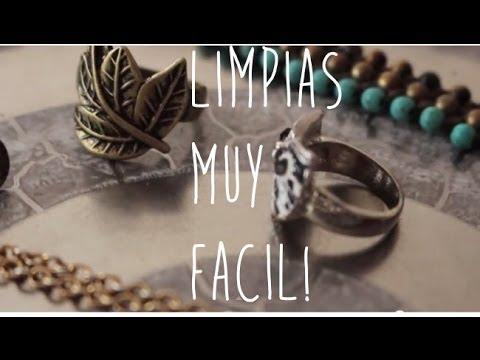 4311799b46d6 LIMPIA TUS JOYAS FANTASIA! SÚPER FÁCIL!!! -fabi - YouTube