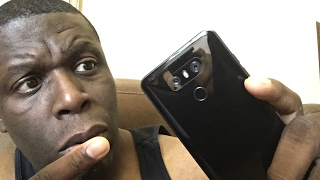 LG G6 Camera Manual Mode Hi-Fi Audio Test! WOW!