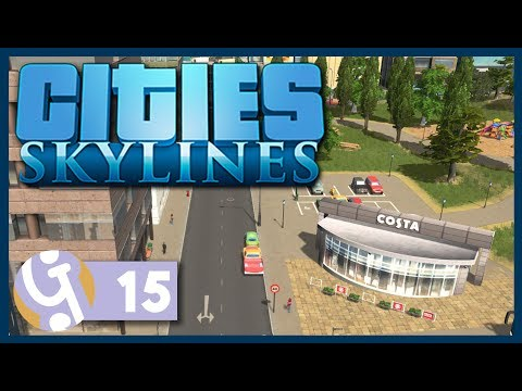 🏡 Inner City Park | Let's Play Cities: Skylines #15