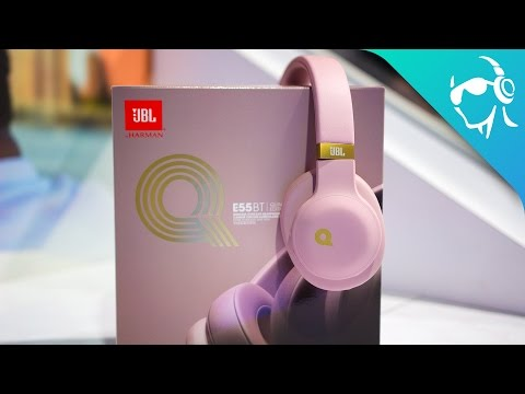 New JBL & AKG Products - CES 2017