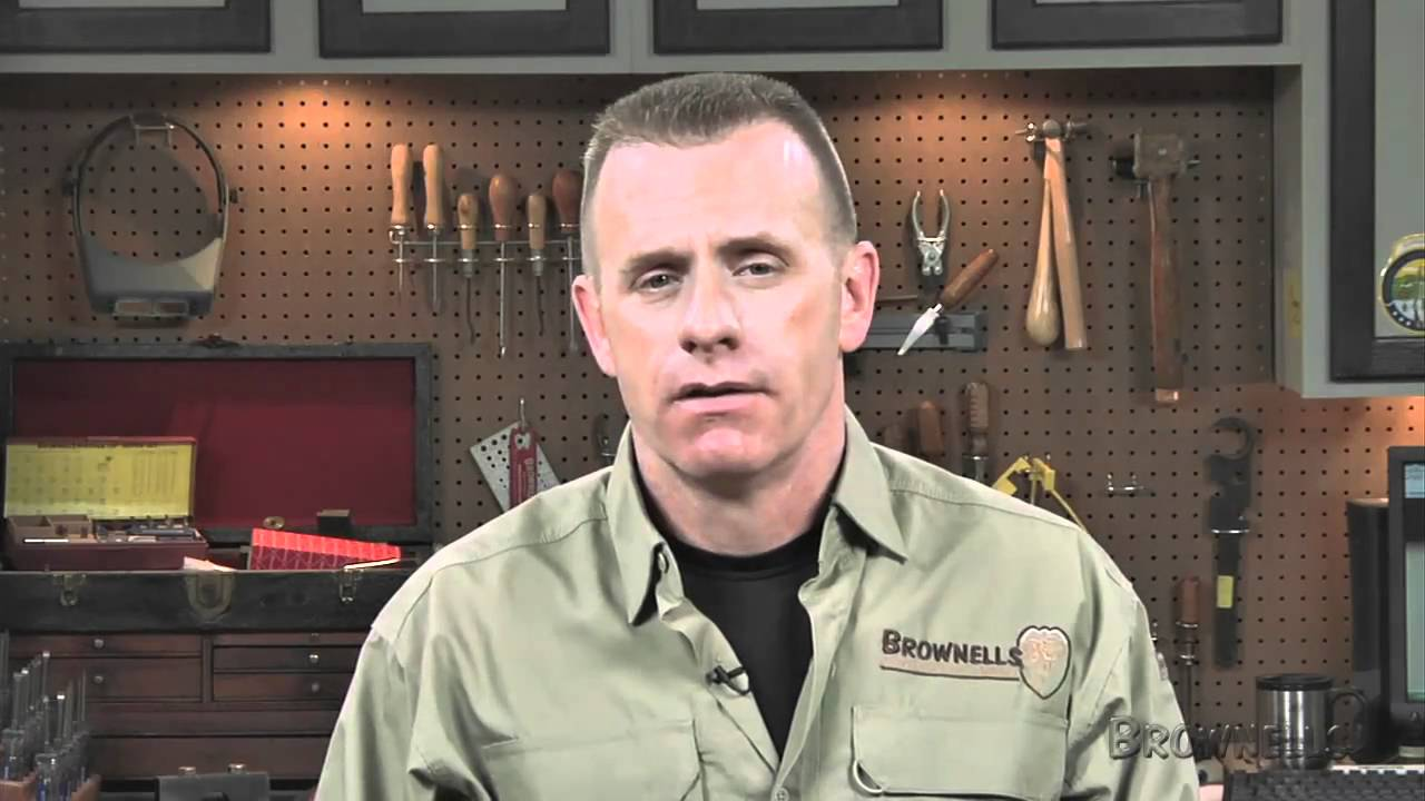 Brownells DIY Remington 700 Trigger Installation