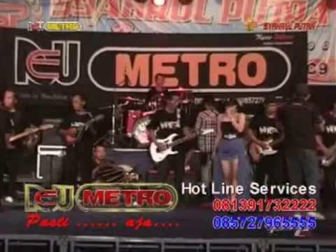 Om New METRO - KESUNYIAN JIWA - ASRI MAYANGSARI [ karaoke ]
