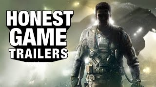 CALL OF DUTY: INFINITE WARFARE (Honest Game Trailers)