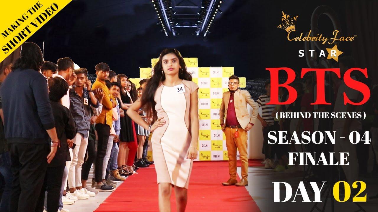 Celebrity Face Star Season 04 Finale in New Delhi -Behind The Scene Day 2 | Celebrity Face Originals