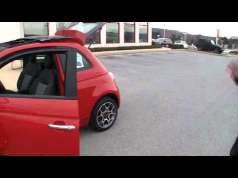 fiat 500 at jeff d 39 ambrosio auto group downingtown pa 19335 youtube. Black Bedroom Furniture Sets. Home Design Ideas