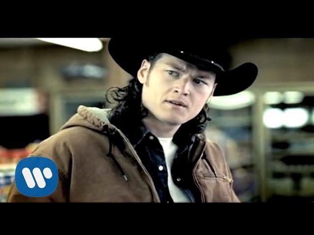 Blake Shelton - Goodbye Time (Official Music Video)