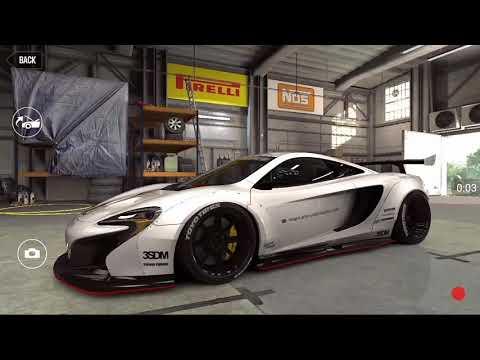 CSR 2 Racing Review McLaren 360s Liberty Walk
