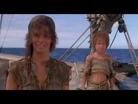 Приманка Для Огромной Рыбы ... отрывок из фильма (Водный Мир/WaterWorld)1995