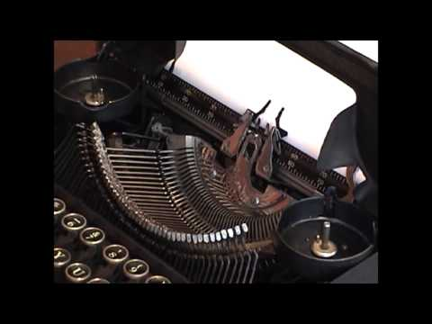 How to Install a Typewriter Ribbon