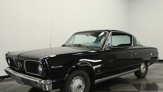 757 TPA 1966 Plymouth Barracuda