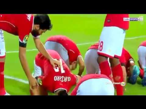 AL AHLY 6 - 2 ESS   |  اهداف الاهلى والنجم الساحلى - عصام الشوالي