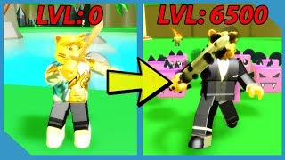 Unlocking the Most Powerful Sword in Roblox Slaying Simulator