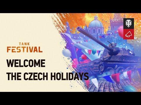 Celebrate the Czech Holidays!