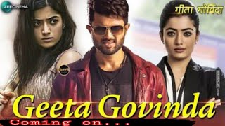 In this video i will talk about geeta govindam south movie hindi dubbed | full update vijay deverakonda rashmika mandanna q...