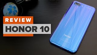 Honor 10 review: A shimmering look and an affordable price