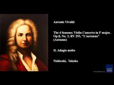 Antonio Vivaldi, II. Adagio molto