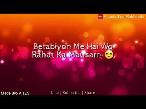 Main Ishq Uska 👆😍 Whatsapp Status Video