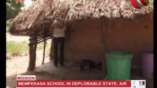 Lack of teaching & learning materials affecting studies at Mempekasa sch - 18/12/2016