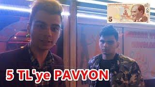 5TL'ye PAVYON'A GİTTİM (SAKAT KALIYORDUM)