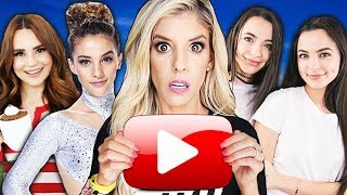 World's Largest YOUTUBE Takeover In REAL LIFE at ViDCON! | Rebecca Zamolo Video