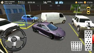 Car Parking Game 3D #1 - Best Real City Driving Challenge Android iOS Gameplay FHD