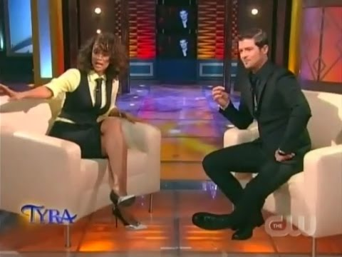 Robin Thicke on The Tyra Show
