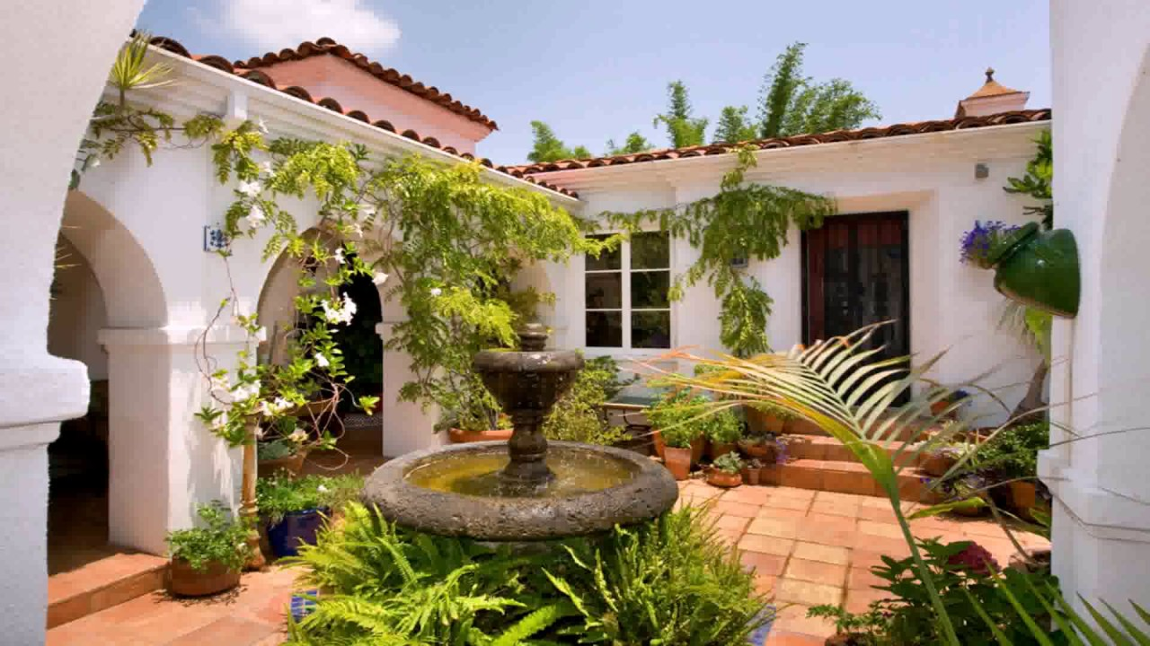 Spanish style house for sale los angeles youtube for Spanish style homes for sale