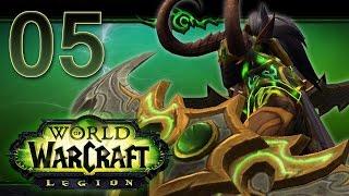 World of Warcraft: Legion Gameplay | Demon Hunter | 98-110 | Part 5