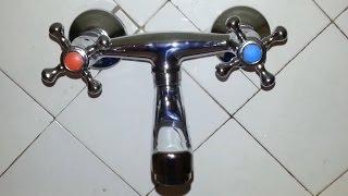 Обзор кухонного смесителя для воды Touch Z Mayfair 361 на керамических кран-буксах