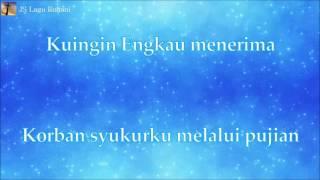 [Lirik Rohani] Franky Sihombing - Persembahanku