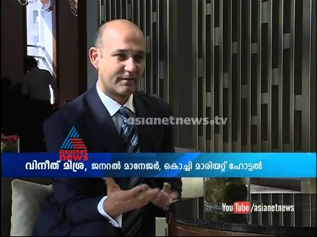 Kochi Marriott Hotel Launches in Kerala  :Money Time 26th Dec 2014